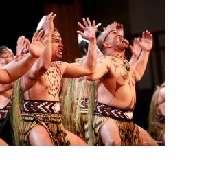 Haka for social action blofg